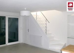 quali renov appartement gaston baratte villeneuve d ascq escalier