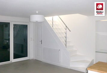 quali renov appartement gaston baratte villeneuve d ascq escalier