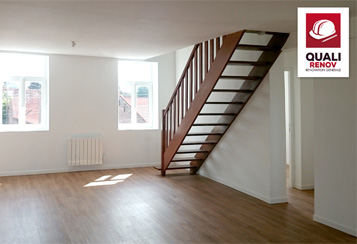 quali renov villeneuve d ascq 59 rénovation escalier