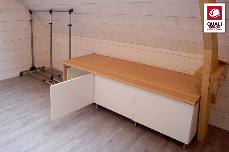 Am nagements int rieurs quali toiture quali renov for Studio amenagement interieur
