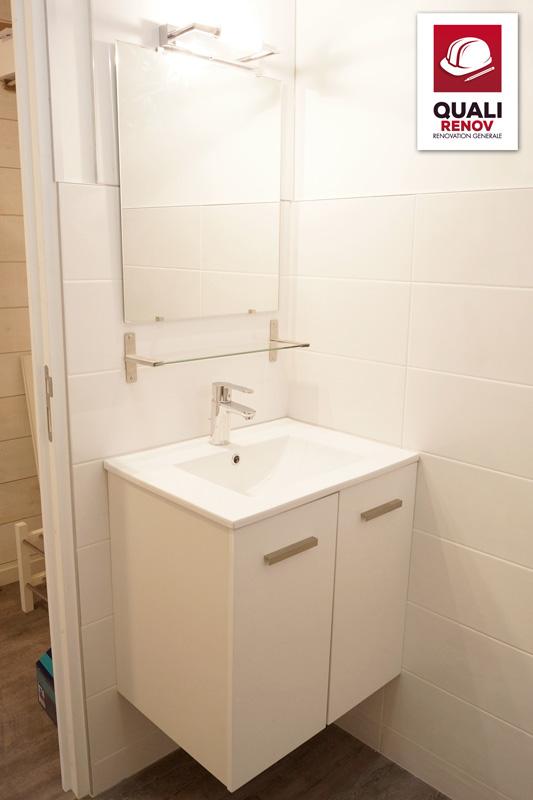 Salle de bains quali toiture quali renov for Garage de la riviera villeneuve d ascq