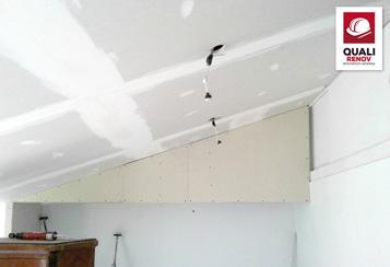 quali renov villeneuve d ascq nord 59 rénovation plafond chambre