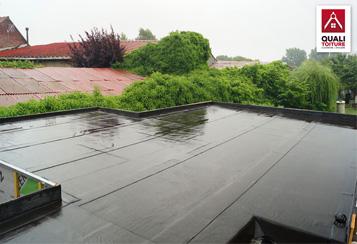 quali toiture couvreur villeneuve d ascq 59 nord rue colbert étanchéité toiture