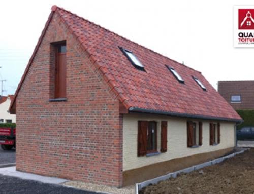 Toiture tuile neuve ascq quali toiture quali renov for Toiture maison neuve