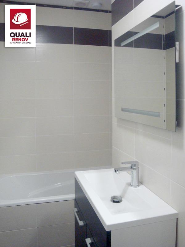 Salle de bain anstaing quali toiture quali renov for Salle de bain villeneuve d ascq
