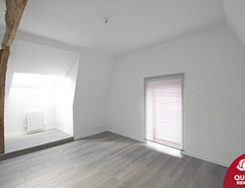 Chantier Villeneuve d'Ascq – Rue Colbert – Appartement A – Peinture